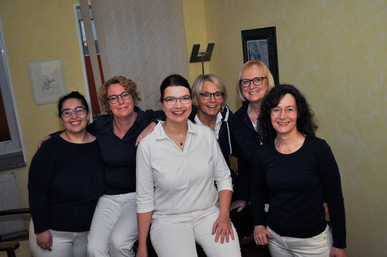 Praxisteam Dr. med. Sonja Frenk